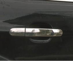 Накладки на ручки Ford Cmax нержавейка Carmos