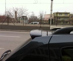 Спойлер (под покраску) Dacia Sandero 2007-2013