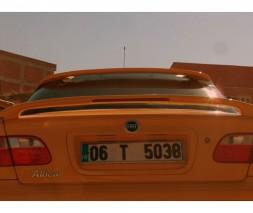 Спойлер Isikli (под покраску) Fiat Albea 2002