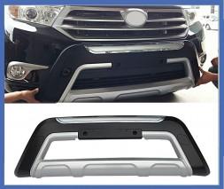 Передняя накладка (2011-2013) Toyota Highlander 2008-2013