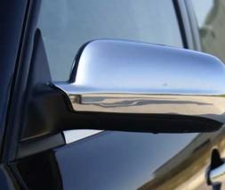 Накладки на зеркала (2 шт, пласт) Seat Toledo 2000-2005
