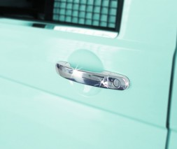 Volkswagen Touran 2010 Накладки на ручки carmos