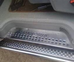 Накладки на внутренние пороги (сталь) Volkswagen T4 Multivan
