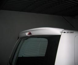 Спойлер (под покраску) Hyundai Starex H1 H300 2008