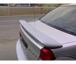 Спойлер (под покраску) Hyundai Accent 2000-2006