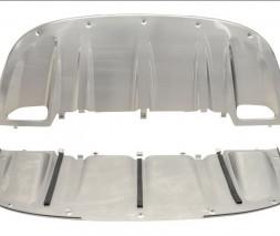 Передняя и задняя накладки (2010-2014) Porsche Cayenne 2010-2017