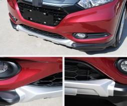 Передняя и задняя накладки (2 шт) Honda HR-V 2014