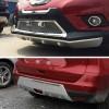 Передняя и задняя накладки V3 (2014-2016) Nissan X-trail T32 (2014)