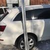 Opel Vivaro 2019+ Боковые площадки Maya V2 (2 шт., алюминий) M – Средняя база