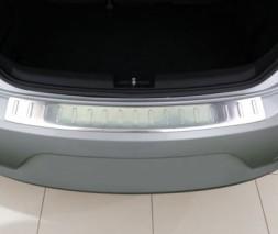 Накладка на задний бампер OmsaLine (нерж) Fiat Freemont