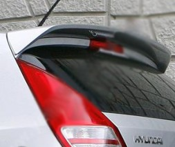 Спойлер (под покраску) Hyundai I-30 2007-2011