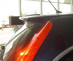 Спойлер (под покраску) Honda CRV 2007-2011
