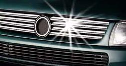 VW T4 Transporter Накладка на радиаторную решетку на косой капот