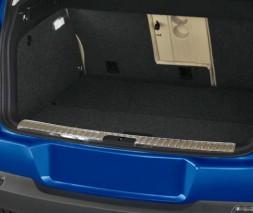 Накладка на задний порог OmsaLine (нерж) Volkswagen Tiguan 2007-2016
