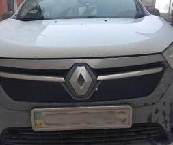 Зимняя решетка Renault Dokker 2013