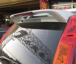 Спойлер (под покраску) Nissan X-trail T31 2007-2014