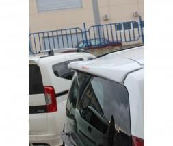 Спойлер (под покраску) Dacia Lodgy 2013