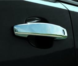 Накладки на ручки (4 шт) Chevrolet Orlando 2010