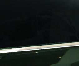 Нижние молдинги стекол (нерж.) 4 шт. Opel Combo 2012