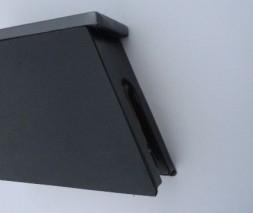 Подлокотник ВАЗ 2101-06 (Бар) серый эконом