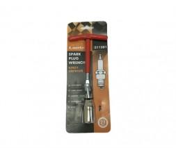 Ключ свечной с трубной головкой (21мм) Lavita