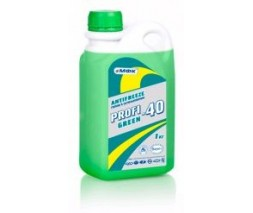 Антифриз (-30 ºС ) 1л PROFI Green