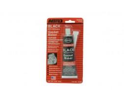 Герметик прокладок ABRO 12-АВ Silicon (бол) 85 гр. черний Victor Reinz