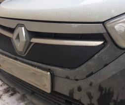 Зимняя решетка Renault Lodgy 2013