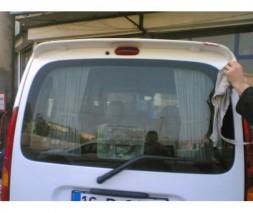 Спойлер Анатомик (под покраску) Renault Kangoo 1998-2008