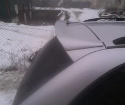 Спойлер (под покраску) BMW X5 E53 1999-2006