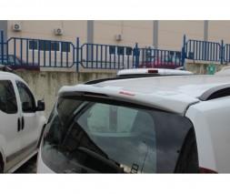 Спойлер (под покраску) Renault Lodgy 2013
