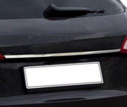 Планка над номером (нерж.) Ford C-Max/Grand C-Max 2010