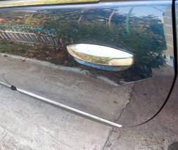 Dacia Lodgy Накладки на ручки OmsaLine