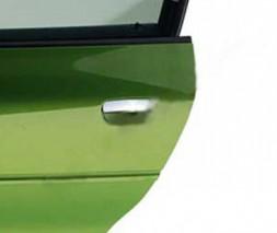 AUDI A4 Накладки на дверные ручки 4 двери (водительская раздельная)