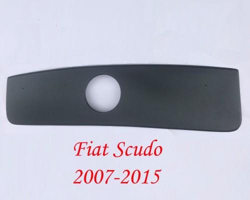 ► Fiat Scudo Зимняя решетка радиатора матовая - 12679