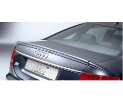 Спойлер (3 частини, под покраску) Audi A6 C6 2004-2011