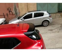 Спойлер (под покраску) Renault Clio IV 2012-2019
