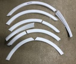 Накладки на арки (под покраску) Porsche Cayenne 2003-2010