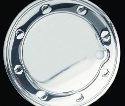 Накладка на лючок бензобака (нерж.) Lada Granta