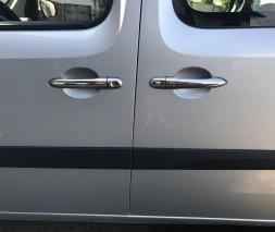 Mercedes Citan Накладки на ручки 4 двери ОмсаЛайн