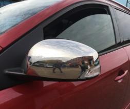 Renault Fluence Накладки на зеркала Carmos