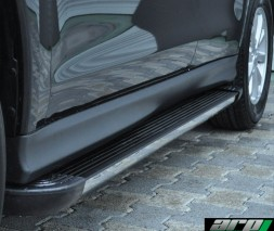 Пороги Dacia Logan MCV EB002 (Elegance Black)