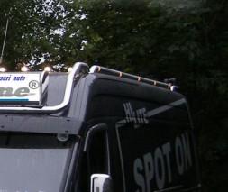 Рейлинги Mercedes-Benz Sprinter [1996+] NG001