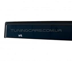 "Дефлекторы окон Acura TSX Sd 2003-2007 ветровики ""VL-Tuning"""